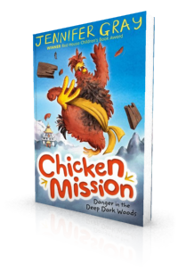 Chicken Mission: Danger in the Deep Dark Woods