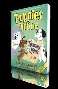 Puppies Online: Treasure Hunt