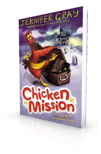 Chicken Mission: The Curse of Fogsham Farm